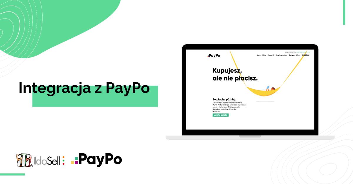 Dwóch liderów e-commerce rozpoczęło współpracę. PayPo i IdoSell łączą siły i udostępniają odroczone płatności ponad 6 tys. sklepów internetowych