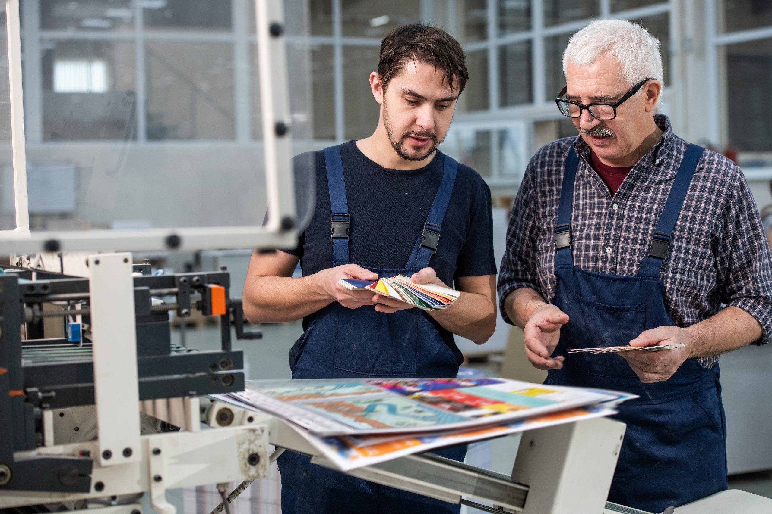 Gdzie dzisiaj wydrukujemy materiały promocyjne?
